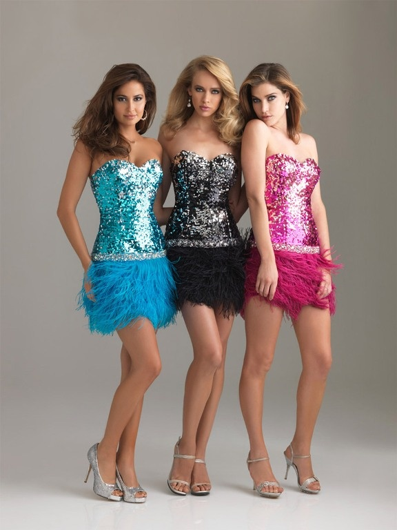 Nightmoves prom dress from Serendipity $418Fashion, Homecoming Dresses, Cocktails Dresses, Promdresses, Shorts Prom Dresses, Shorts Style, Shorts Dresses, Feathers, Night Moving