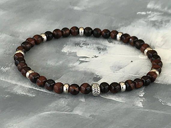 Unisex Beaded Bracelet