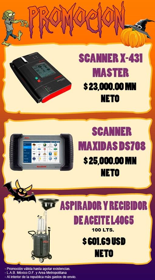 Precios de Miedoooo! Gran Promoción de Scanner X-431 y MaxiDAS