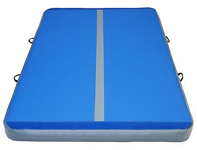 air tumble track 3m x 2m airtrack gymnastics inflatable mat in uk