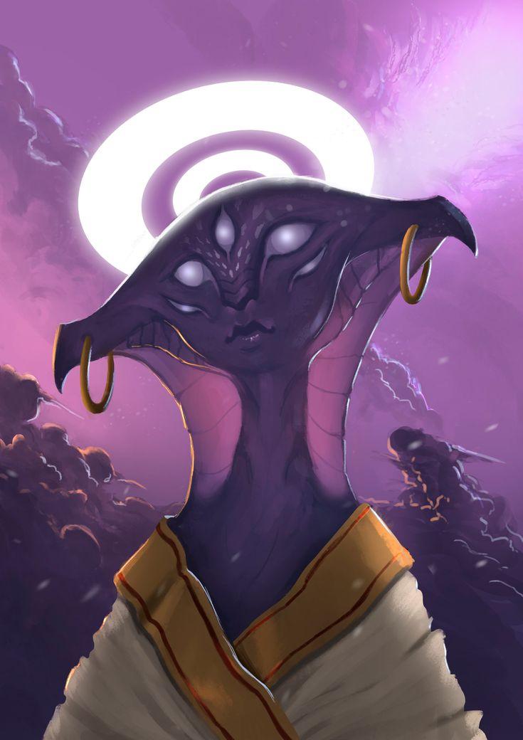 Alien concept - Female by SurugaMonkey.deviantart.com on @DeviantArt