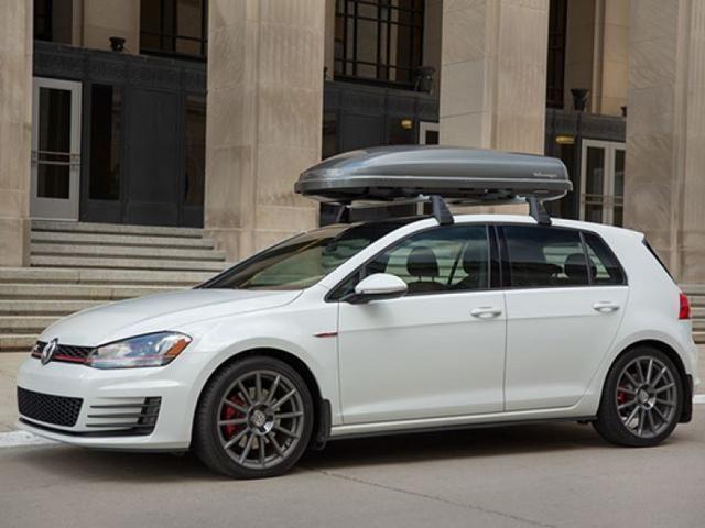 2016 Volkswagen Golf R 000071200aa Cargo Box Carrier