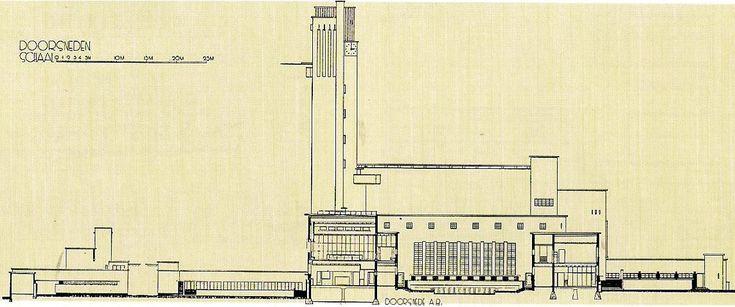 City Hall Hilversum, by Dudok