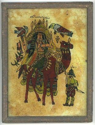 middle eastern folk art