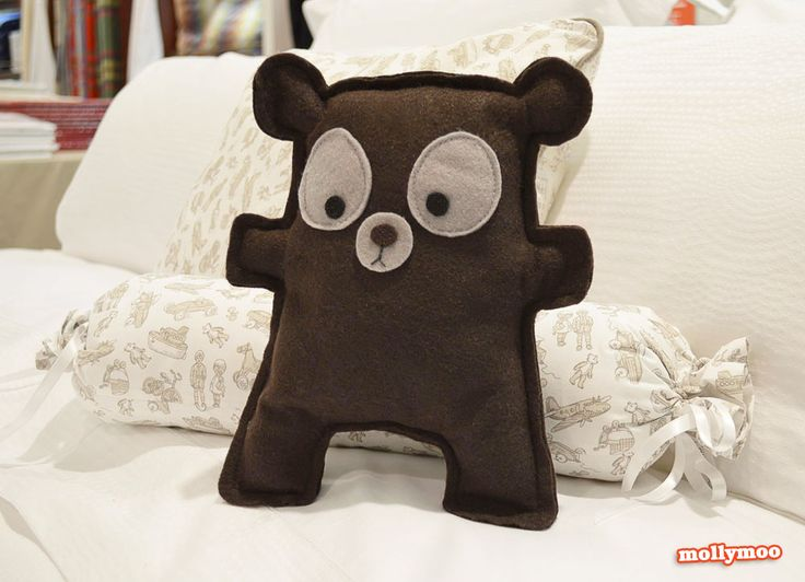 cuddly teddy bear craft tutorial and pattern