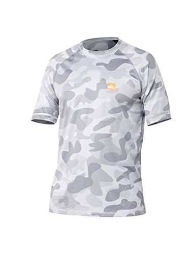 Quiksilver Waterman Men's Surf N Turf Short Sleeve Shirt, Green Camo, Small -- This is an Amazon Associate's Pin. View the item in details on Amazon website by clicking the VISIT button.