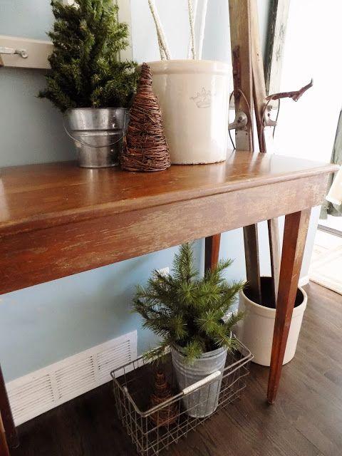 The Quaint Sanctuary: { Winter Living Room Decor/ Inspiration for after Christmas!! }