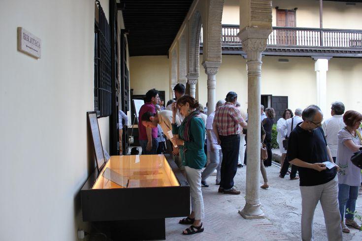 Exposición Documentos para la Historia de la Escuela de Estudios Árabes (CSIC)