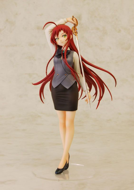 """The Devil is a Part-Timer!"" Emi Yusa Figure"