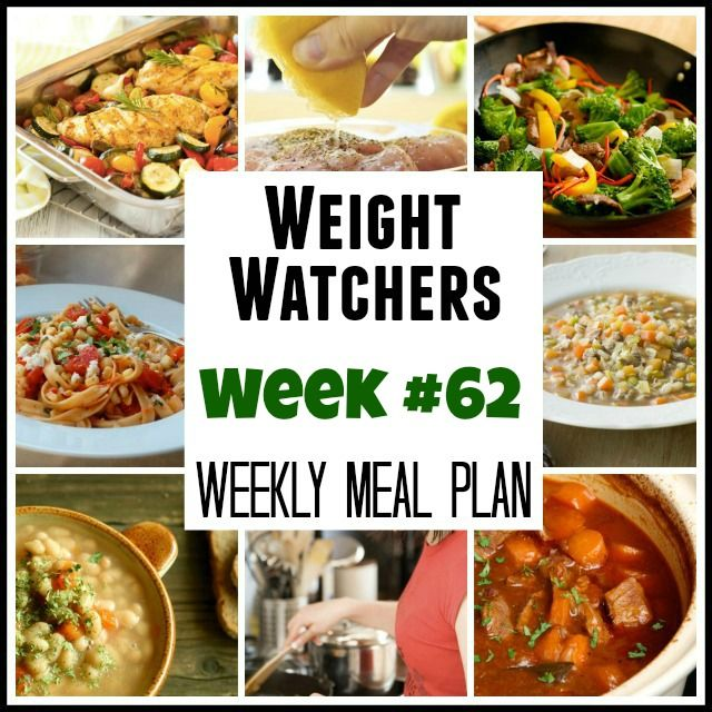 Welcome to this Week's Weight Watcher's Meal Plan!   Happy first full week of 2016! I don't know about you, but I'm ready to rein in the eating a bit and get back to the basics. If eating better and losing weight are part of your plan for 2016, I suggest you check outWeight Watchers new Program, <em class=short_underline> Beyond the Scale and SmartPoints </em>. It's their healthiest, most holistic plan yet. We are working as...