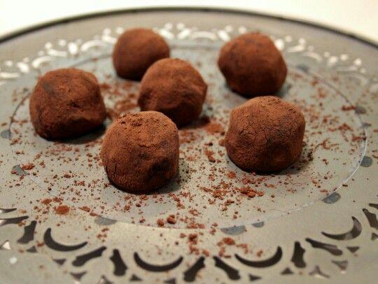 Chocolate Truffles   http://www.naskokvkuchyni.cz/chocolate-truffles/