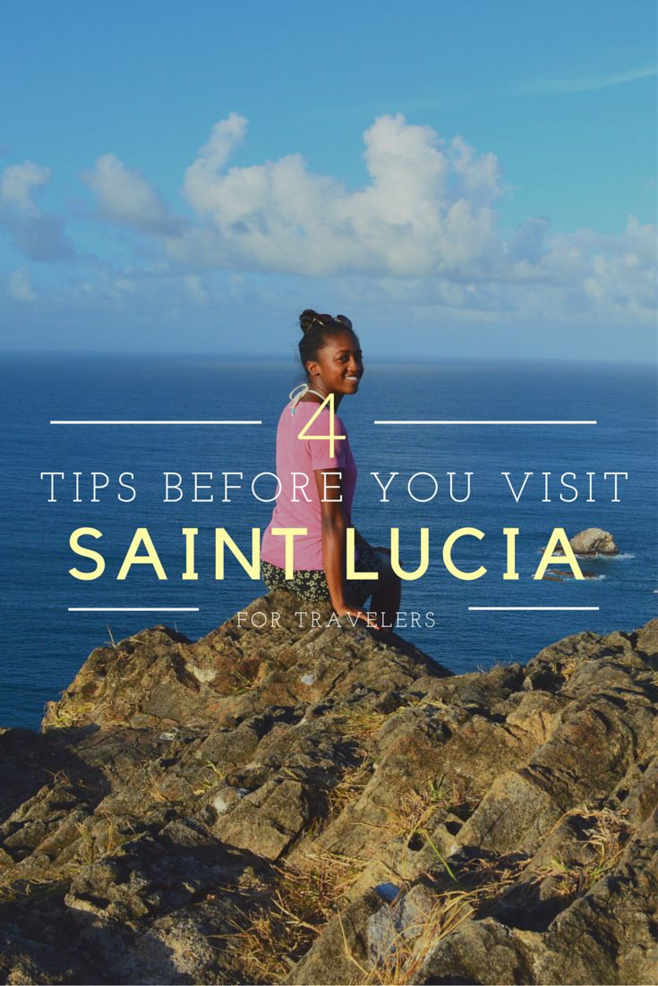 Saint Lucia is paradise but it has it's quirks - don't go without checking this…