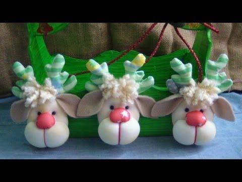 ▶ Muñecos Soft..reno navideño subtitulado..proyecto 68 - YouTube