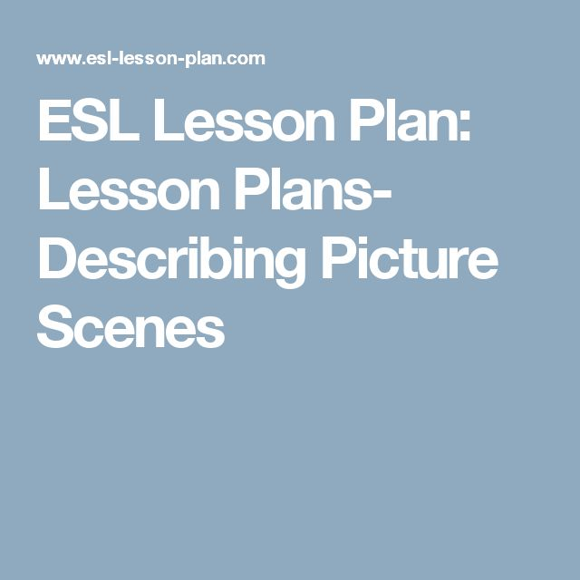 Best 25+ Esl lesson plans ideas on Pinterest Ell strategies - lesson plan