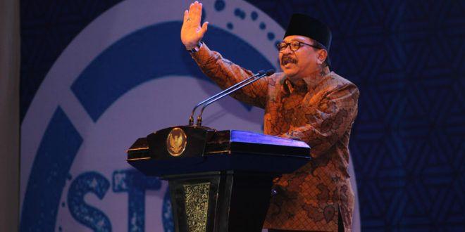 Soekarwo Ajak Masyarakat Jawa Timur Lawan Narkoba