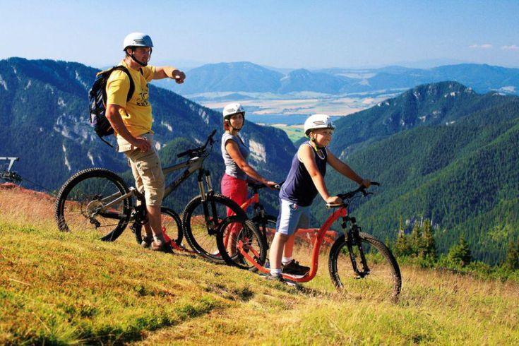 Ak ste priaznivcom cyklistiky, Tatry sú pre vás skvelou destináciou. Krásna prírodná scenéria, čerstvý svieži vzduch a neopísateľná atmosféra Tatier dodáva tomuto obľúbenému športu svoje čaro. http://mameraditatry.wordpress.com/2012/09/13/cykloturistika-v-tatrach/#