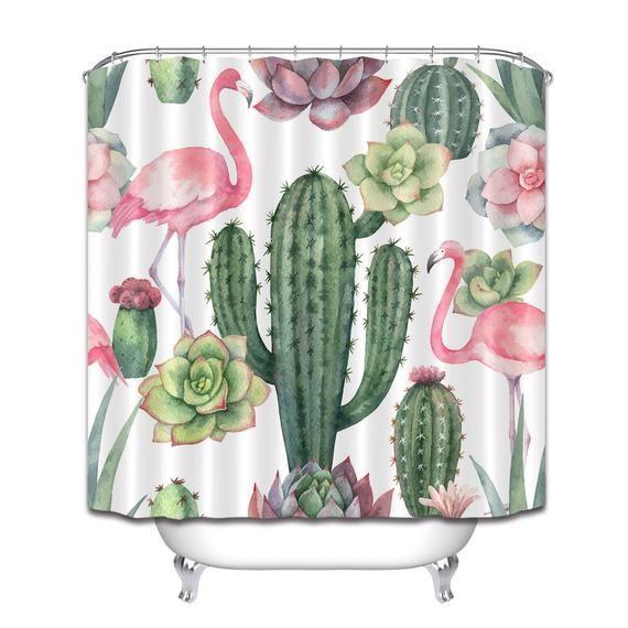 Curtains, Drapes & Valances Cheap Sale 3d Water Lily Art 9 Shower Curtain Waterproof Fiber Bathroom Windows Toilet