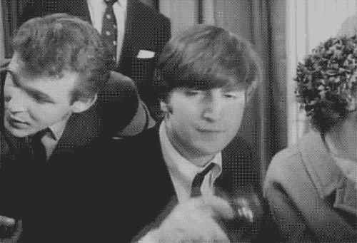 Joh Lennon October 9, Happy Birthday handsome, talented man you are missed, and forever loved.