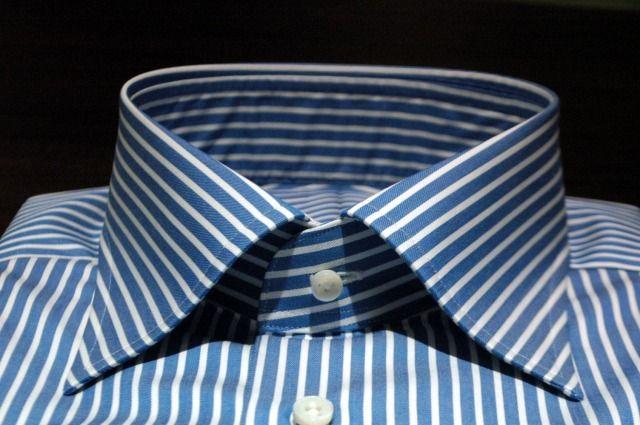 Bespoke Shirt / THOMAS MASON