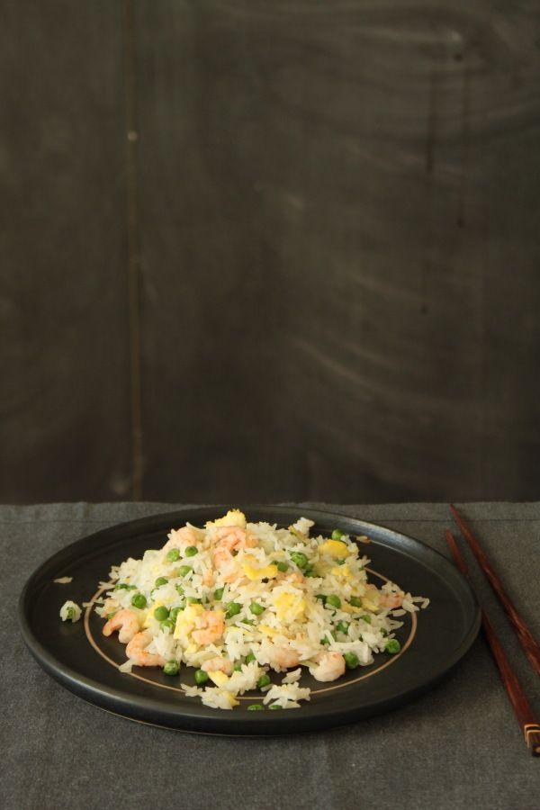 Kinesiske stegte ris | Fried rice