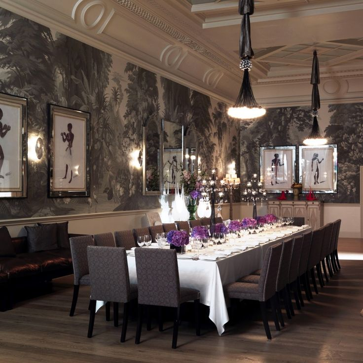 Haymarket Hotel—London, United Kingdom. #Jetsetter