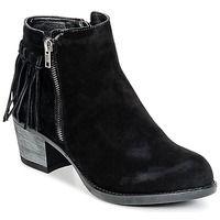 Cipők Női Bokacsizmák Wildflower DAFNE Fekete