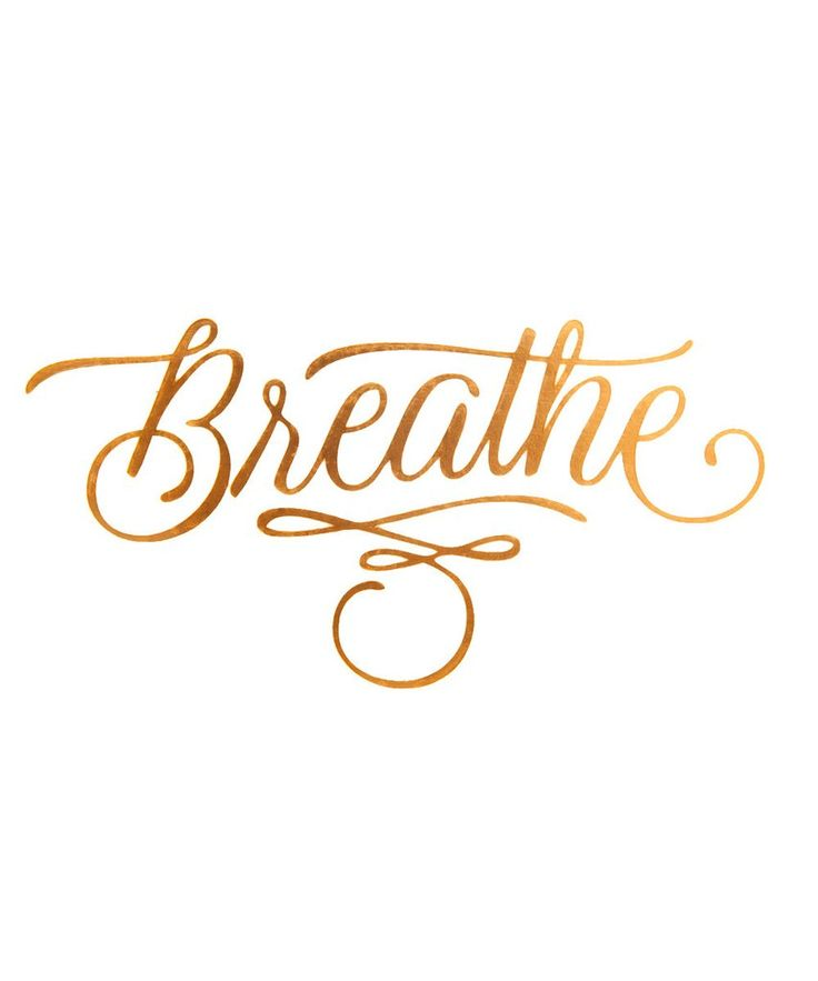 Just Breathe Tattoo Quotes Image Quotes At Hippoquotes Com: 25+ Unique Pretty Cursive Fonts Ideas On Pinterest