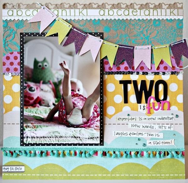 cute: Fun Patterns, Birthday Scrapbook, Cute Scrapbook, Colors Schemes, Scrapbook Photo, Patterns Paper, Scrapbook Layout, Green Colors, Peas