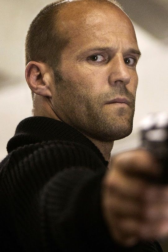 Jason Statham, love his wardrobe...sweaters, henleys, peacoats, and tailored suits.