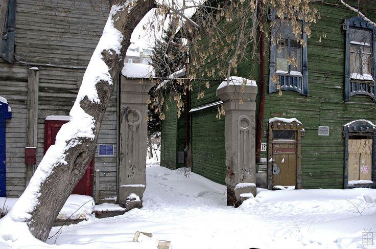 Uchebnaya street