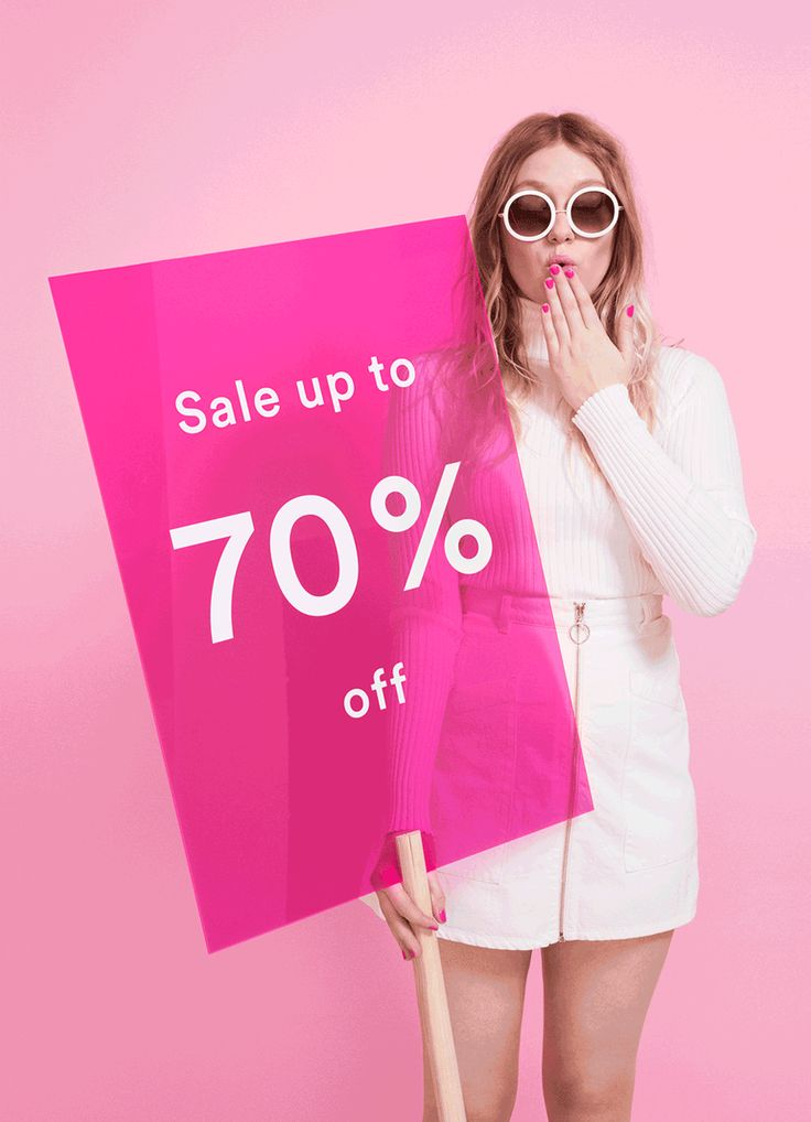 Shop sale - up to 70 off
