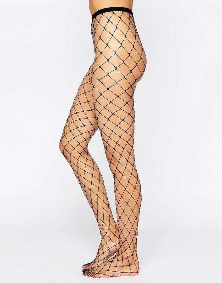 2932e7c1a91f0e Asos DESIGN 2 pack oversized fishnet tights #pack#DESIGN#Asos | Sexy Hosiery  & Tights in 2018 | Pinterest | Tights, Oversized fishnet tights and Fishnet  ...