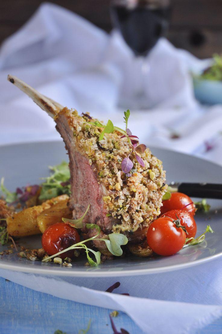 Best Lamb Recipes For Easter and a pièce de résistance Rack of Lamb
