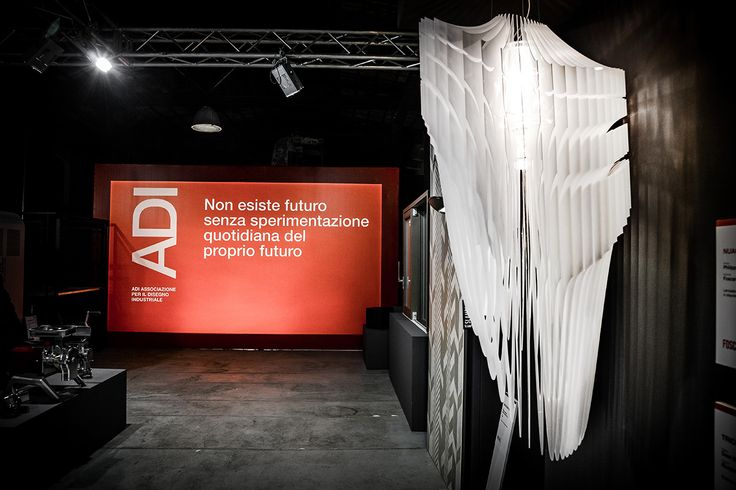 Avia, designed by #ZahaHadid, has been selected for the #Adi #Design Index 2014. The #exclusive #lamp, will be exhibited in Rome (Ex #Cartiera Latina) from #monday the 17th till #friday the 28th, is a candidate for the next #CompassodOro.