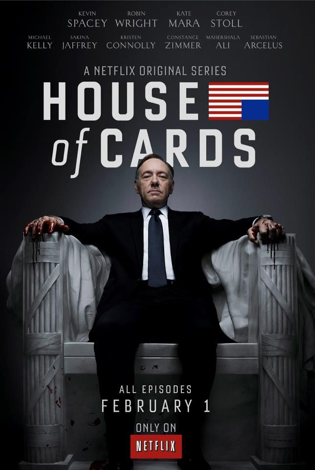 Amen House Of Cards I Watched The Whole First Season In A Few Days