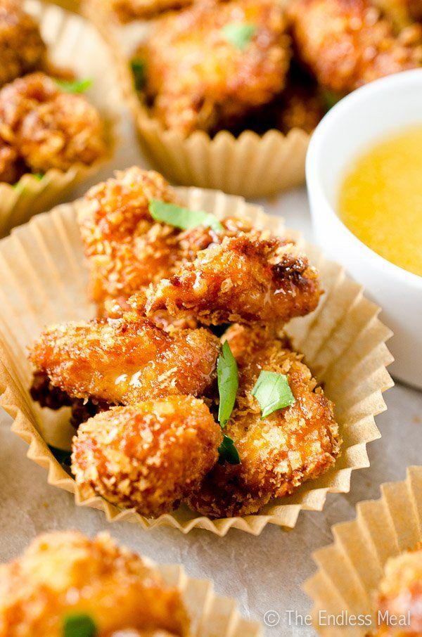 Chipotle Popcorn Chicken Recipe — Dishmaps