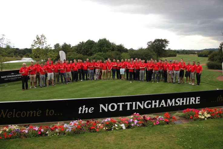 Nottingham's only 36 golf complex, the perfect setting for your corporate golf challenge