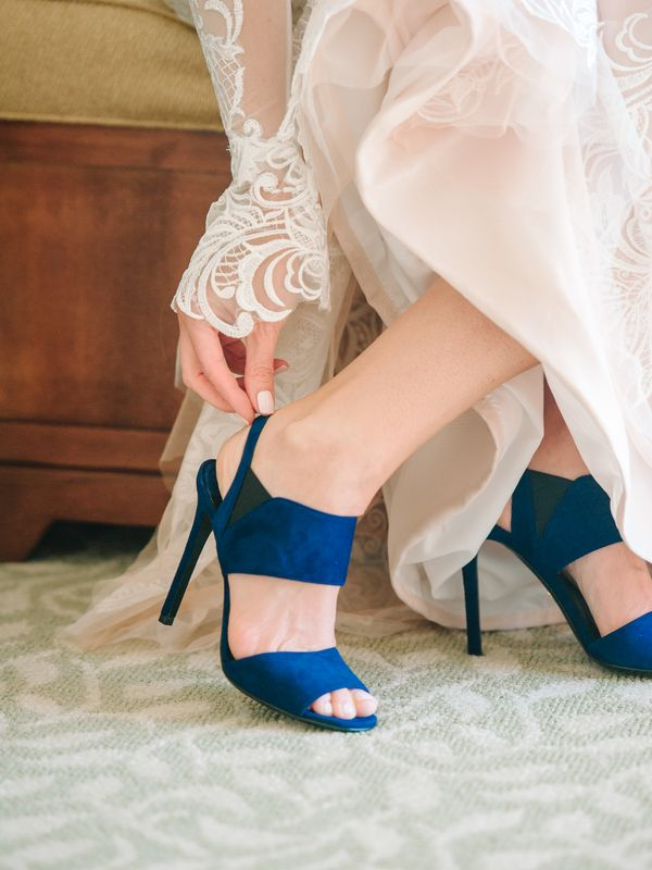 A pop of the heel. Photo by: Pasha Belman Photography