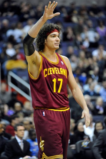 anderson varejao: cutest player in the NBA. also, my best friend got me cavs tickets for Christmas. i am a happy girl.