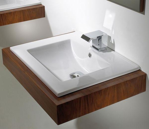 12 best Waschbecken images on Pinterest Modern - küche waschbecken keramik