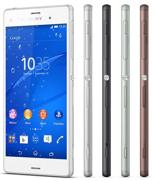 Digadangkan ponsel ini akan menjadi pesaing erat bagi Samsung Galaxy S6 ditahun 2015, ya betul itu Sony Xperia Z4.