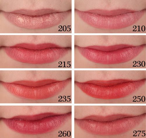 Covergirl Lip Perfection Jumbo Gloss Balm Swatches I own