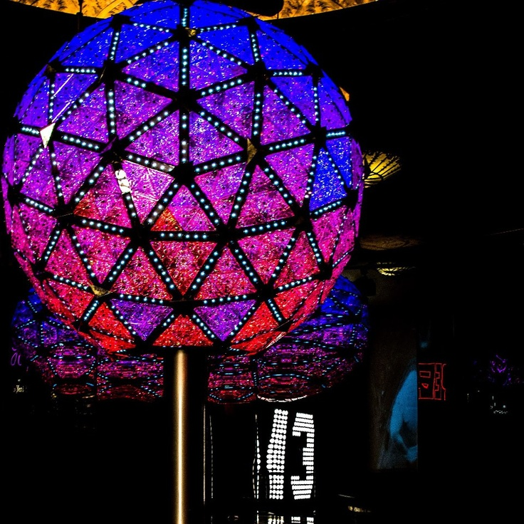 New Years Eve Ball Drop