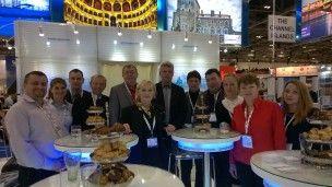 Kamarai delegáció a World Travel Market turisztikai kiállításon   GYMSKIK, Győr-Moson-Sopron Megyei Kereskedelmi és Iparkamara