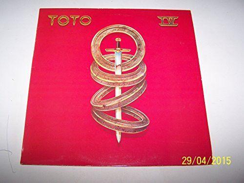 TOTO IV US (Vinyl Album)