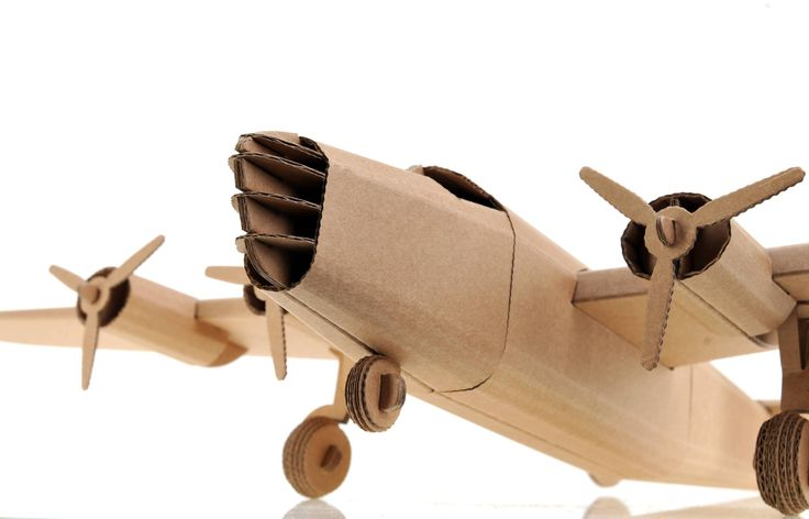 "Toy & Hobby Retailer Editor's Top Toys for Christmas 2017 is out.  Leolandia Bomber Airplane made it onto the list for ""Crafty people – Toys that spur creativity"" and we could not agree more! A high quality corrugated cardboard airplane designed to the finest detail. Explore the toy's many intricate parts, paint it in color, or transform it into a bedroom decoration!  7+"