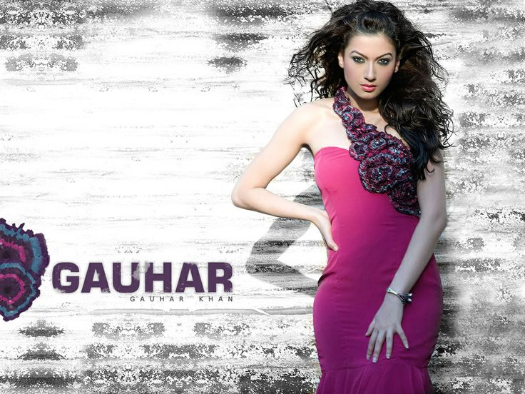 Gauhar Khan Wallpaper