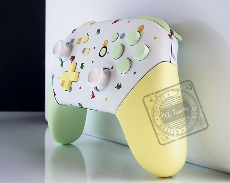 Custom Animal Crossing Themed Nintendo Switch Pro ...
