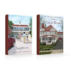Amazon Bestselling and Award-Winning Author  The Coach House – When Marie discovers the extent of her husband's involvement in 1940s Chicago underground activities, she gives up what had appeared to be the perfect life—a good job, a loving husband, and the promise of starting a family. In her pursuit of a new life, fate draws her to Kansas where she finds refuge in a coach house apartment tucked away behind a three-story Victorian home in the quaint town of Atchison—an ideal place to start…