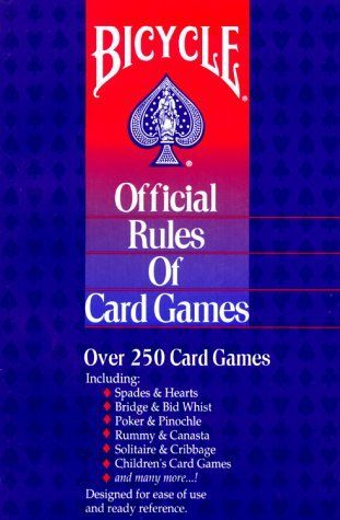 rummy card game official rules